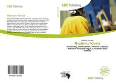 Bookcover of Rostislav Klesla