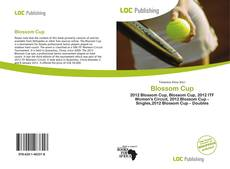 Bookcover of Blossom Cup