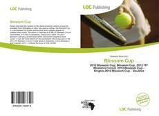 Blossom Cup kitap kapağı