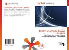 Bookcover of 2009 Trofeo Paolo Corazzi – Doubles