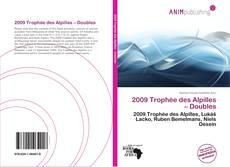 Обложка 2009 Trophée des Alpilles – Doubles