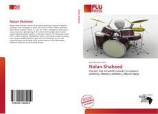 Nolan Shaheed kitap kapağı