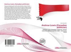 Andrew Lewis (Canadian politician) kitap kapağı