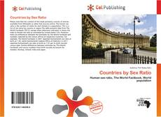 Portada del libro de Countries by Sex Ratio