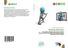 Bookcover of Nikolay Zherdev