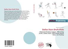 Copertina di Dallas Stars Draft Picks