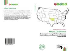 Couverture de Maud, Oklahoma