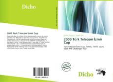 2009 Türk Telecom İzmir Cup kitap kapağı