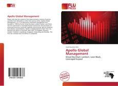 Couverture de Apollo Global Management