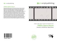 Bookcover of Tibbits Opera House
