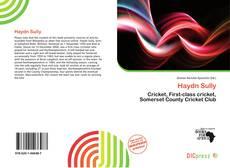 Обложка Haydn Sully