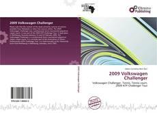 Portada del libro de 2009 Volkswagen Challenger