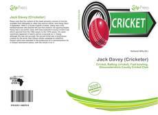 Buchcover von Jack Davey (Cricketer)