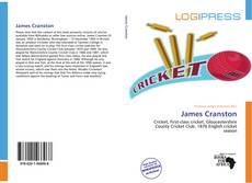 James Cranston kitap kapağı