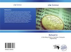 Capa do livro de Richard Li