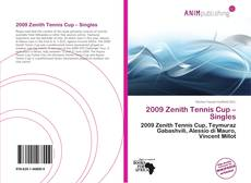 Bookcover of 2009 Zenith Tennis Cup – Singles