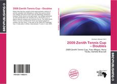Bookcover of 2009 Zenith Tennis Cup – Doubles
