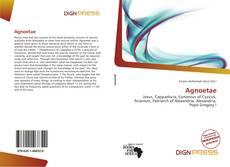 Buchcover von Agnoetae
