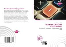 Bookcover of The New Deal and Corporatism