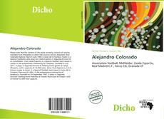 Bookcover of Alejandro Colorado