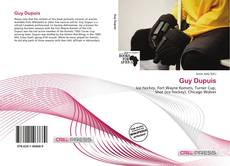 Bookcover of Guy Dupuis