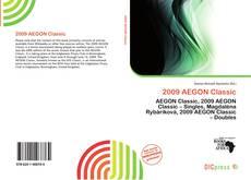 Обложка 2009 AEGON Classic