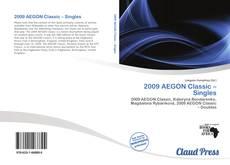 Обложка 2009 AEGON Classic – Singles