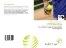 Bookcover of 2012 Davis Cup