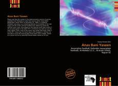Bookcover of Anas Bani Yaseen