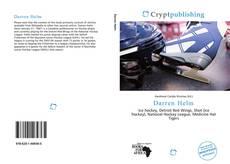 Darren Helm kitap kapağı