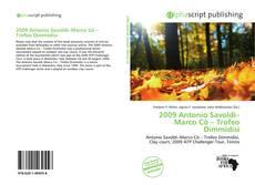 Portada del libro de 2009 Antonio Savoldi–Marco Cò – Trofeo Dimmidisì