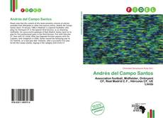 Copertina di Andrés del Campo Santos