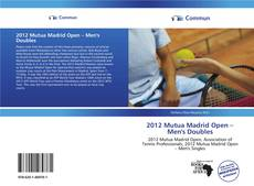 Copertina di 2012 Mutua Madrid Open – Men's Doubles
