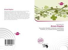Capa do livro de Arsen Kaytov