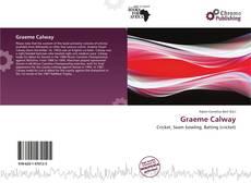 Borítókép a  Graeme Calway - hoz