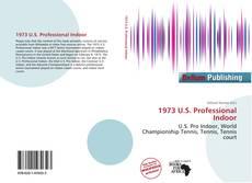 Borítókép a  1973 U.S. Professional Indoor - hoz