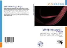 Обложка 2009 Bell Challenge – Singles