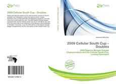 2009 Cellular South Cup – Doubles kitap kapağı
