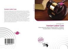 Buchcover von Iranian Labor Law