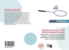 Bookcover of Badminton at the 1998 Commonwealth Games