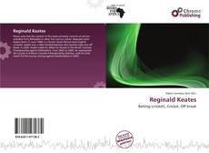 Couverture de Reginald Keates