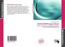 2009 ECM Prague Open kitap kapağı