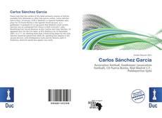 Обложка Carlos Sánchez García