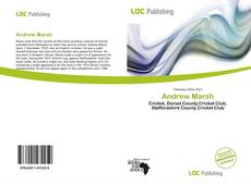 Bookcover of Andrew Marsh