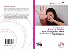 Portada del libro de Rape by Gender