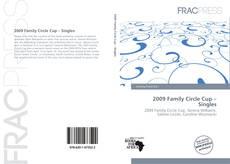 Portada del libro de 2009 Family Circle Cup – Singles