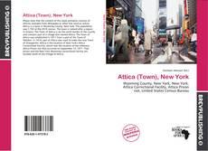 Bookcover of Attica (Town), New York
