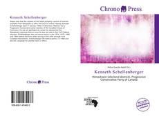 Portada del libro de Kenneth Schellenberger