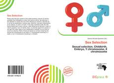 Portada del libro de Sex Selection