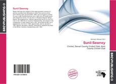 Bookcover of Sunil Sawney